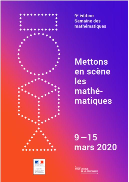 semaine des maths 2020